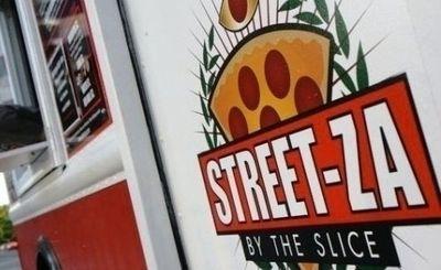 Streetza pizza